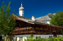 Polznkasparhaus Garmisch