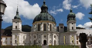 Kloster Ettal in Oberammergau