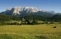 Elmau bei Garmisch