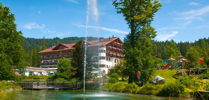Resort Zugspitze