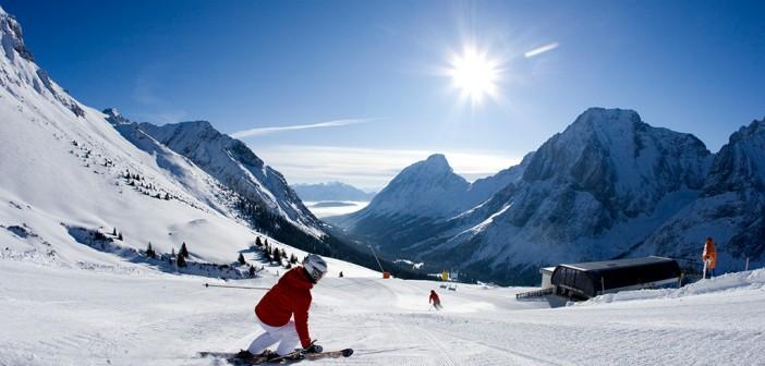 Ehrwalder Alm Zugspitze
