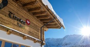 Die Parthütte Tiroler Haus