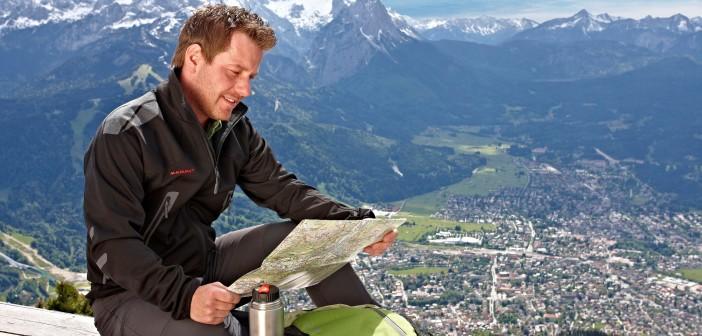 Was tragen die garmischer Bergführer – Loden und Schafswolle oder Hightech-Kleidung?