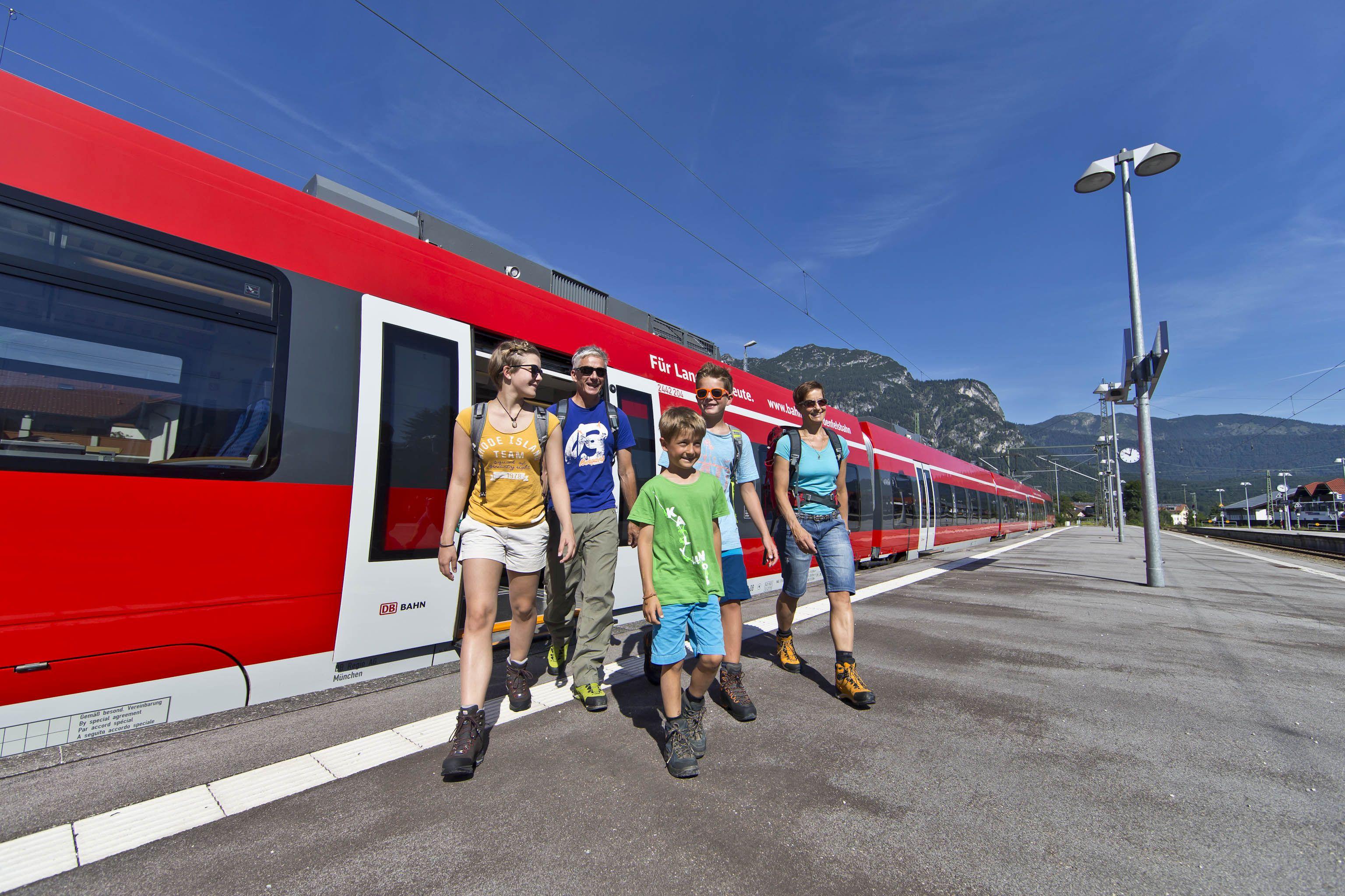 Zugspitze Bahn Kombiticket Stress Und Staufrei