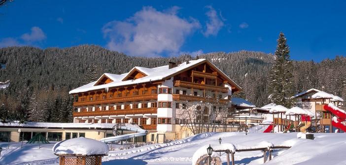 Das Familienresort Tiroler Zugspitze am Fuße der Zugspitze