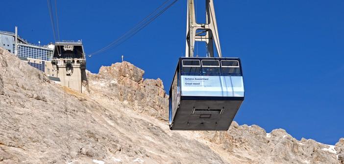 Zugspitze Auffahrt