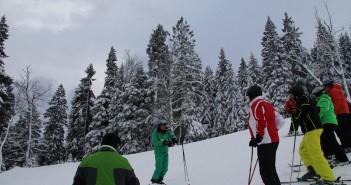 Skifahren Garmisch Classic