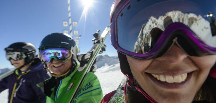 Skifahren in der Zugspitz Region