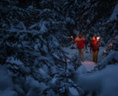 Jeden Dienstag Abend – Fackelwanderung in Leermoos