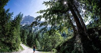 Trailrunning an der Zugspitze