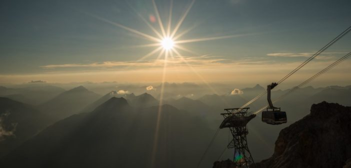 Wandern in Ehrwald Zugspitze
