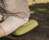 Produkttest: Das aufblasbare Campingkissen für Camping & Traveller