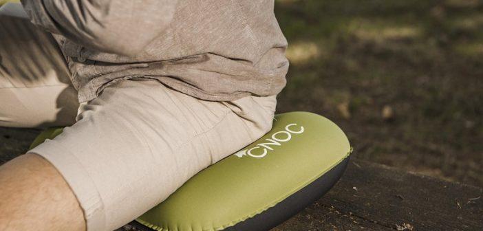 CNOC camping nackenkissen Test