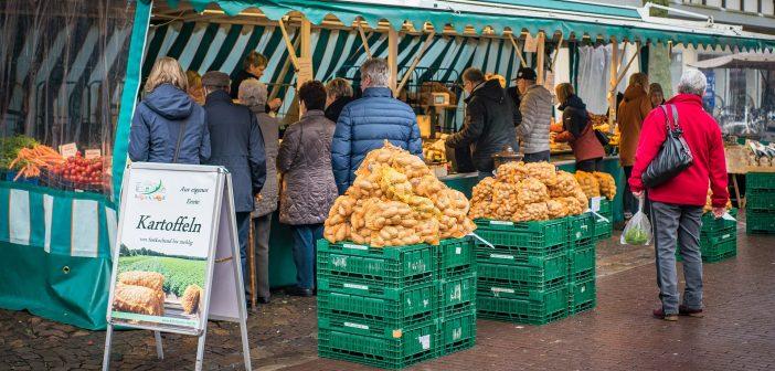 Murnau Wochenmarkt